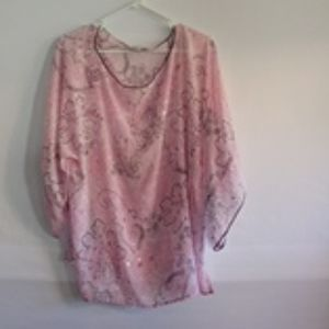 Women's Sheer Blouse
